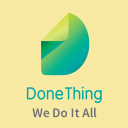 Done Thing logo icon