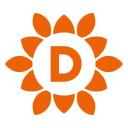 Donkergroen logo icon