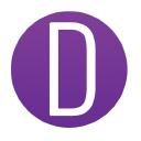 Donnaplay logo icon