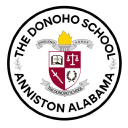 Donoho School logo icon
