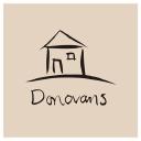 Donovans logo icon