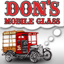 Dons Mobile Glass logo icon