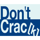 Dont Crac[K] logo icon