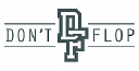 Don't Flop Entertainment logo icon