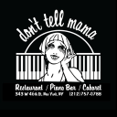 Dont Tell Mama Nyc logo icon