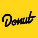 Donut Media logo icon