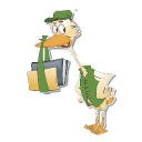Doorstepbooks logo icon