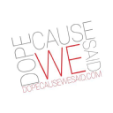 Dopecausewesaid logo icon