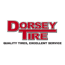 Dorsey Tire logo icon