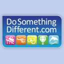 Do Something Different logo icon