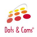 Dots Coms logo icon