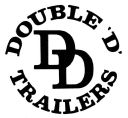 Double D Trailers logo icon