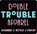 Double Trouble Apparel logo icon