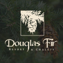 Douglas Fir Resort & Chalets, Banff Canada logo icon