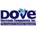 Dove Electronics logo icon