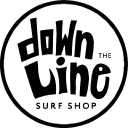 Down The Line logo icon