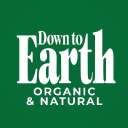 Down To Earth Organic & Natural logo icon