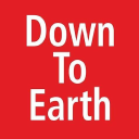 Down To Earth logo icon