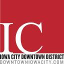 Downtown Iowa City logo icon