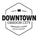 Downtown Oregon City logo icon