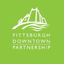 Downtown Pittsburgh logo icon