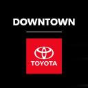Downtown Toyota logo icon