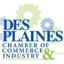 Des Plaines Chamber logo icon