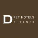 D Pet Hotels logo icon