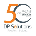 Dp Solutions logo icon