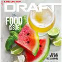 Draft Magazine logo icon