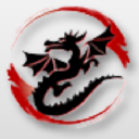 Dragon Blogger logo icon