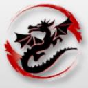 Dragon Blogger Technology logo icon