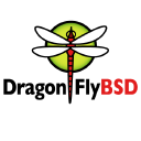 Dragon Fly Bsd logo icon