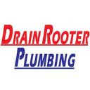 Drain Rooter Plumbing logo icon