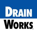 The DrainWorks Plumbing logo