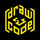 Draw & Code logo icon