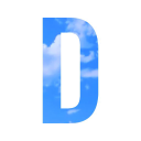 Drawdown logo icon