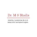 Dr Bhalla logo icon