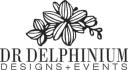 Dr Delphinium logo icon