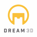 Dream 3 D logo icon