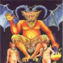 The Dreamin Demon logo icon