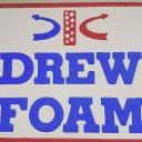 Drew Foam logo icon