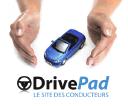 Drivepad logo icon