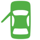 Driver Side logo icon