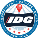 Independent Drivers Guild logo icon