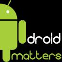 Droid Matters logo icon