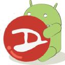 Droid Sans logo icon