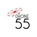 drone55.com logo icon