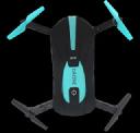 Drone720 X logo icon