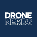 Drone Nerds logo icon